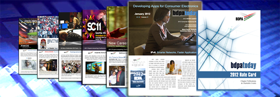 Advertise with NBDPA and local BDPA chapters