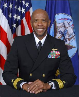 Rear Admiral Will Metts, U.S. Navy