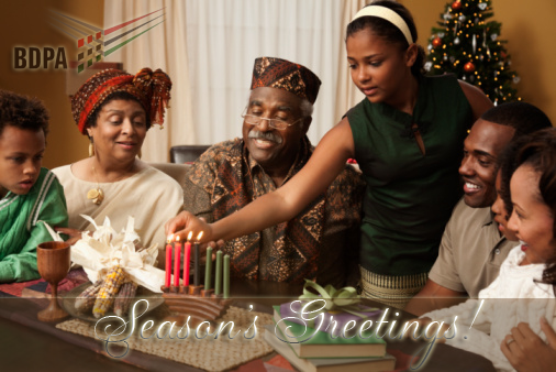 Season's Best from BDPA!