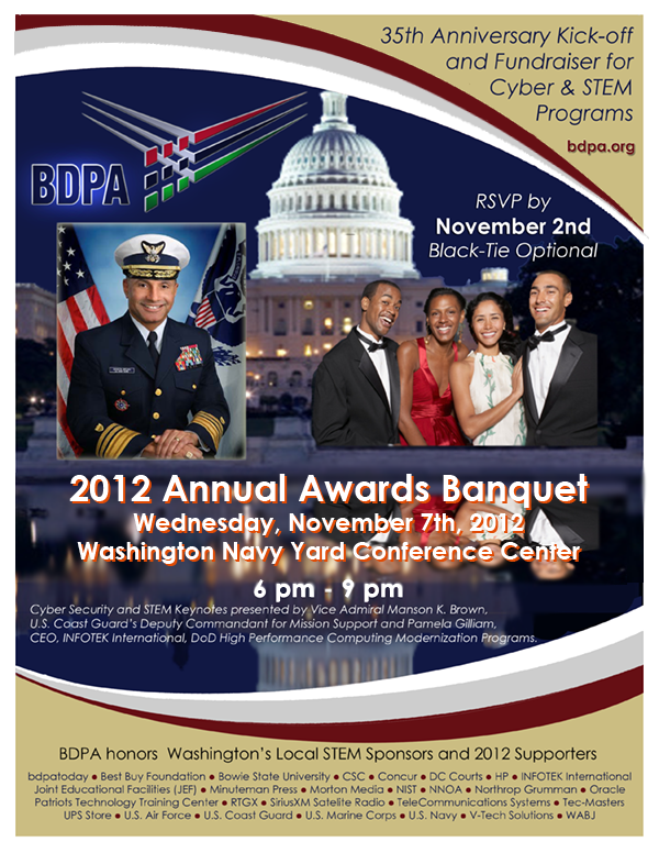 Annual Scholarship  Awards Banquet & Fundraiser - Click here to download this year's flyer!