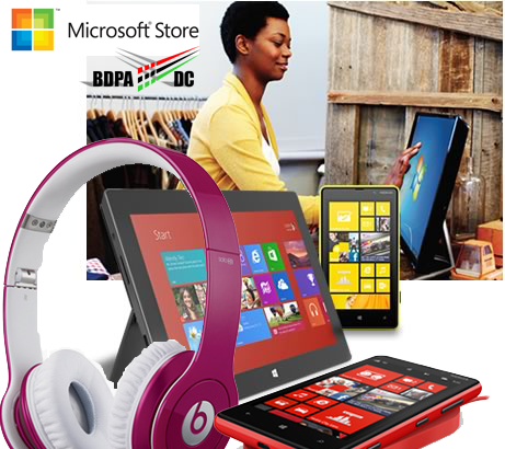 April 24th BDPA Mixer @ The Microsoft Store
